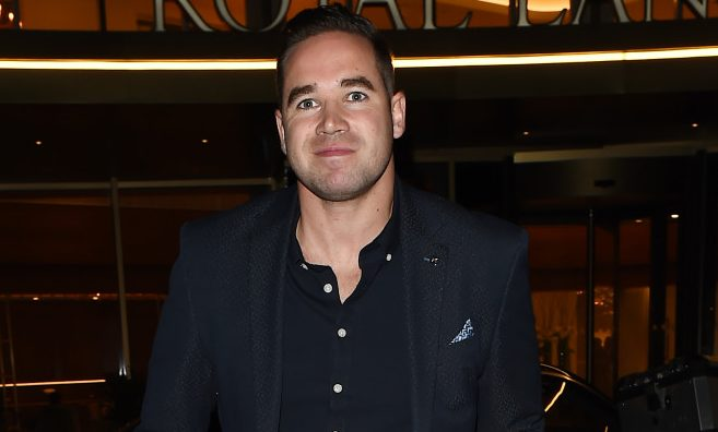 Kieran Hayler enjoys day out with Bunny after 'new girlfriend' revealed