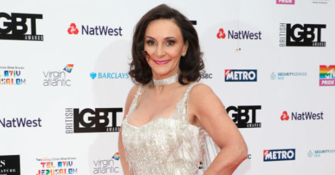 Strictly's Shirley Ballas thanks the NHS after health scare