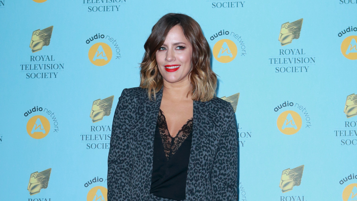 Caroline Flack denies she's dating again 12 days after split from fiancé