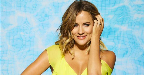Caroline Flack shares emotional post following split from fiancé