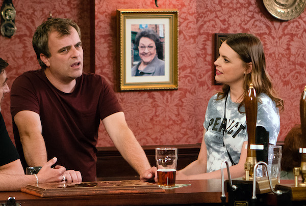 Will Steve And Tracy Get Married Credit Itv