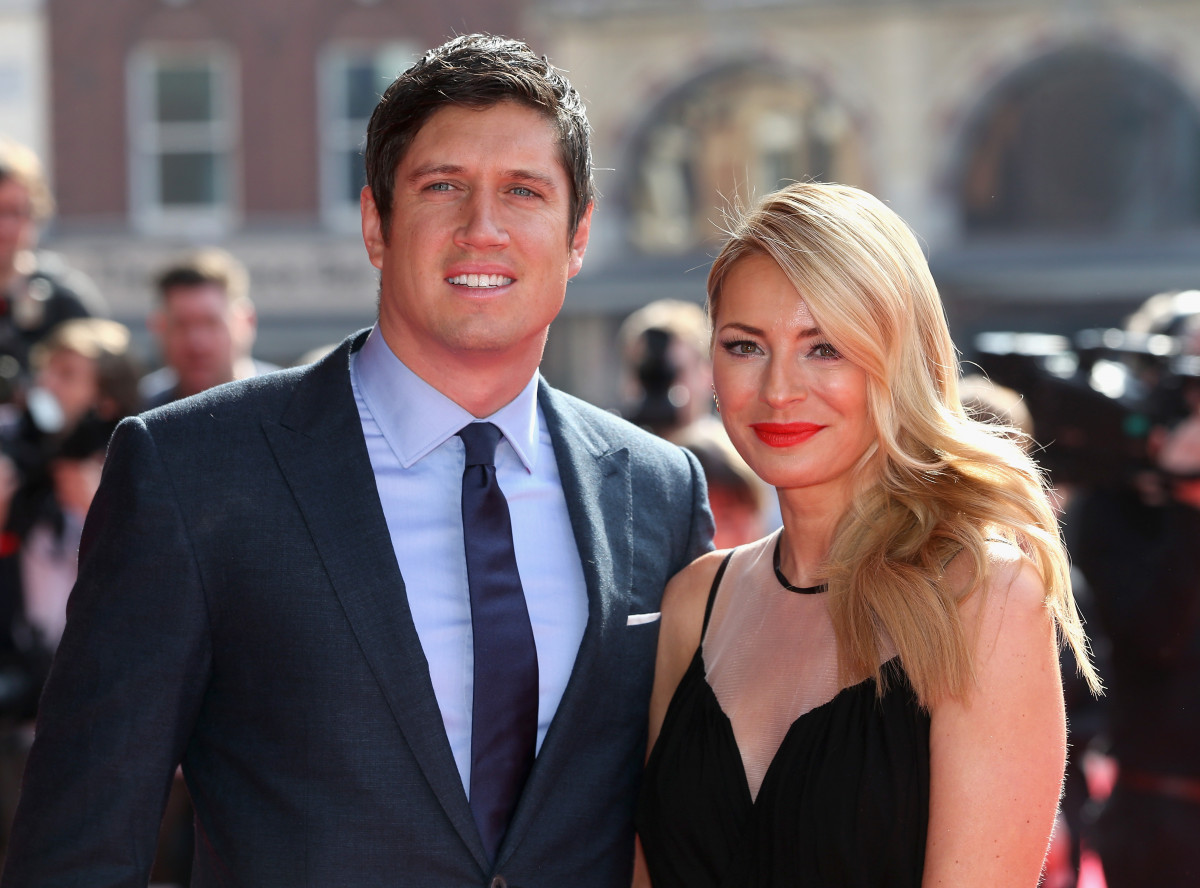 Vernon Kay and wife Tess Daly share sweet pic from romantic holiday