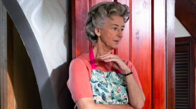 Coronation Street star Maureen Lipman hits back at critics who tried to get her fired