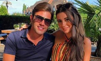Dani Dyer and Jack Fincham share PDA holiday pics after split rumours