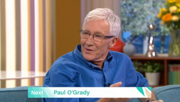 Paul O'Grady says meeting sick children for Great Ormond Street doc was 'humbling'