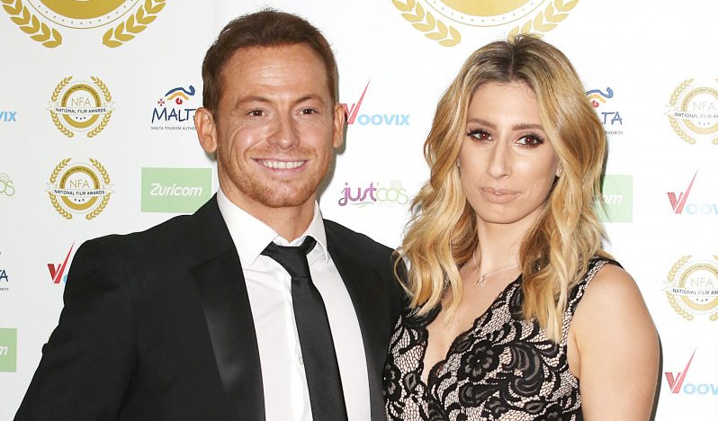 Fans beg Joe Swash to propose to Stacey Solomon as they reunite after I'm A Celeb