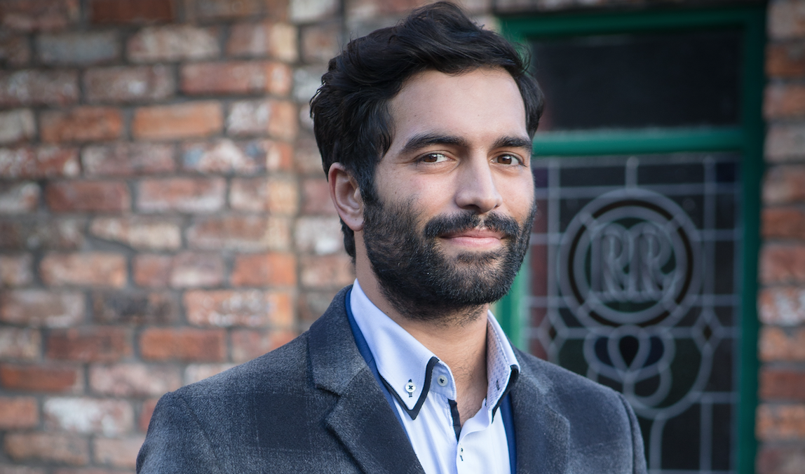Corrie SPOILER: Imran haunted by the past following shock death
