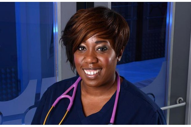 Chizzy Akudolu is returning to Holby City in time for Christmas