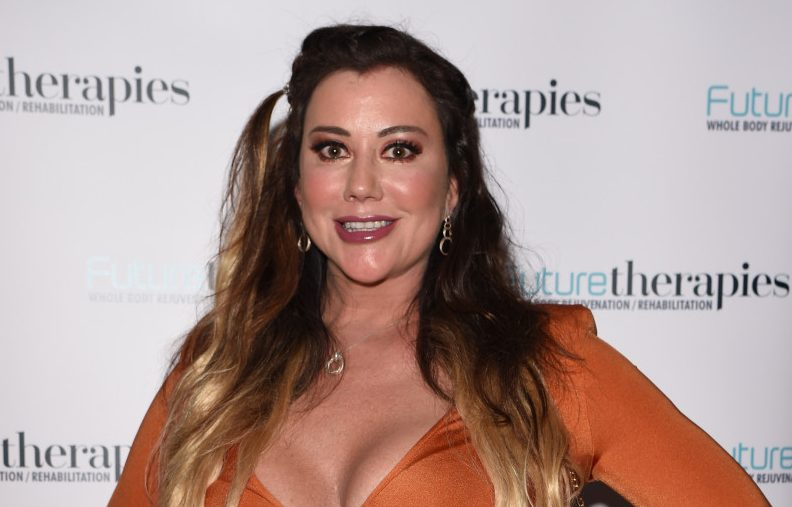 Big Brother's Lisa Appleton living in £5 a night treehouse