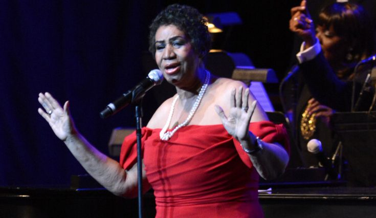 Aretha Franklin all-star tribute concert in the works