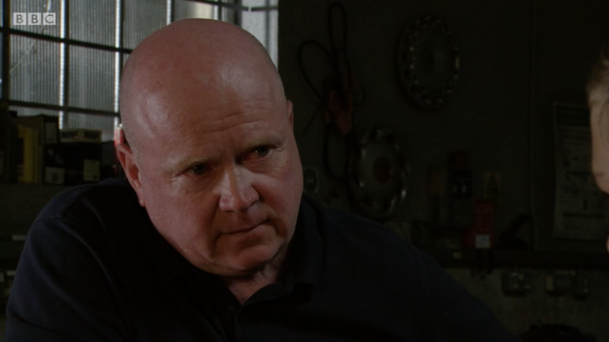 EastEnders fans turn on Phil Mitchell for placing Dennis in mortal danger
