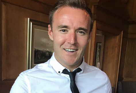 Corrie's Alan Halsall reveals fitness secrets behind dramatic transformation