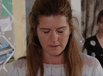 Corrie SPOILER: Gina's attempt at helping only makes things worse for Sally
