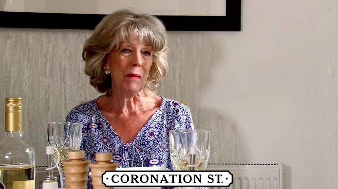 Coronation Street SPOILER: Fears for Audrey Roberts' health
