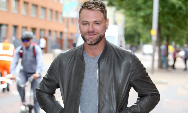 """Brian McFadden reveals he """"missed out on so many moments"""" in daughter's life"""