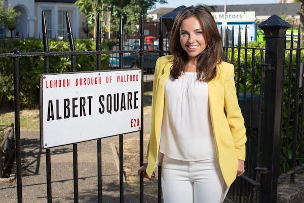 Ruby Allen returns to EastEnders! But fans spot a problem...