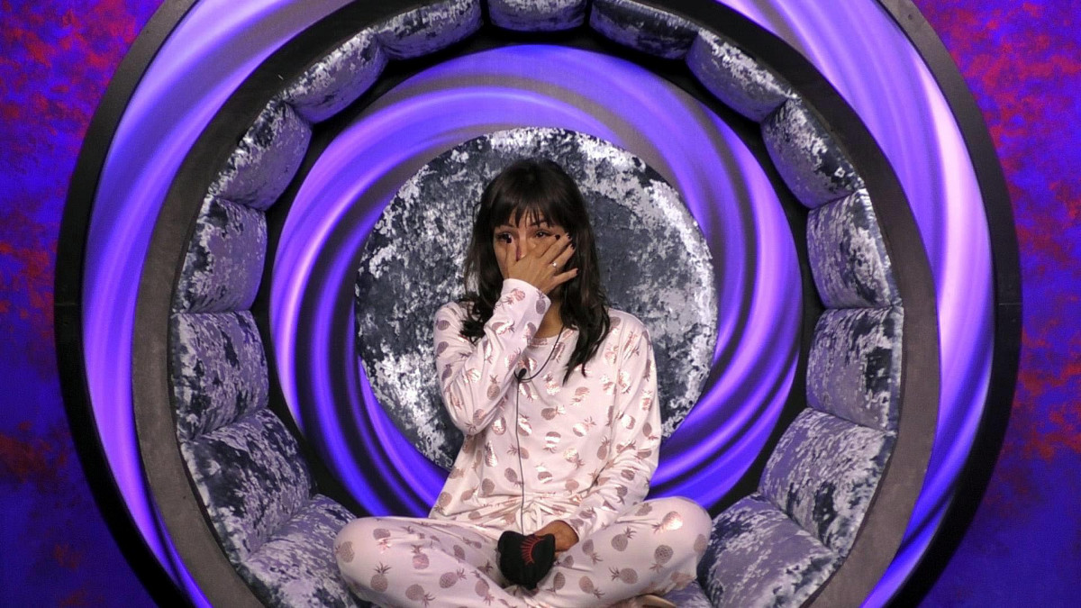 Roxanne Pallett says she 'overreacted' to Big Brother punch