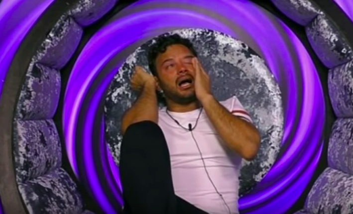 Rylan demands producers show Ryan Thomas-Roxanne Pallett footage to CBB housemates
