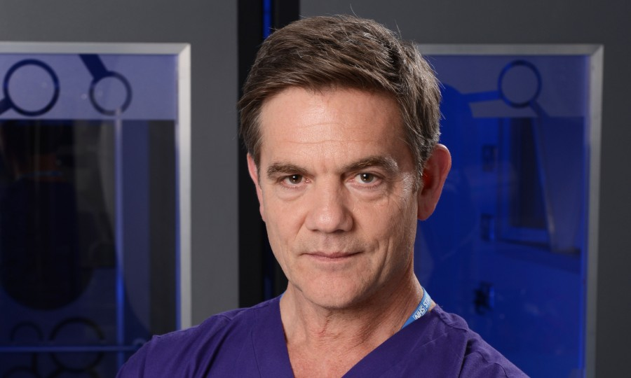 Holby City SPOILER: John Michie returns as Guy Self one year after death of daughter