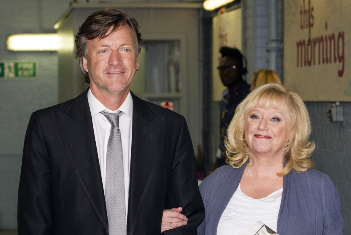 Richard Madeley reveals secret to his and Judy Finnigan's lasting marriage
