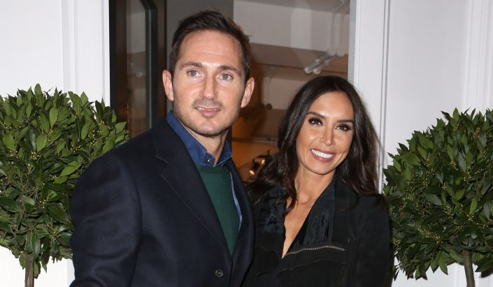 Christine and Frank Lampard have baby girl