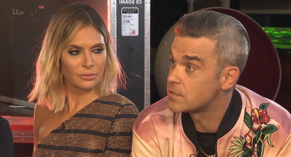 Robbie Williams reveals he'll miss some X Factor live shows