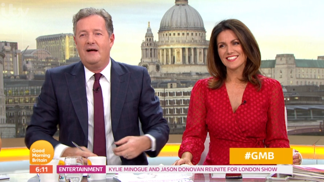 Piers Morgan reveals 'embarrassing' school memory that sparked concern
