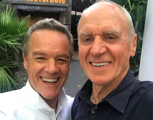 Neighbours' Alan Dale returning to soap 25 years after Jim Robinson died!