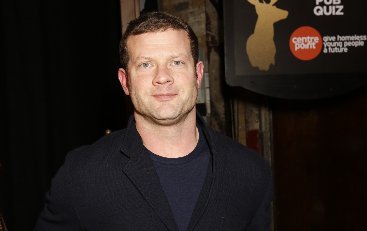 Dermot O'Leary issues the sweetest message of support to TV rival Ant McPartlin