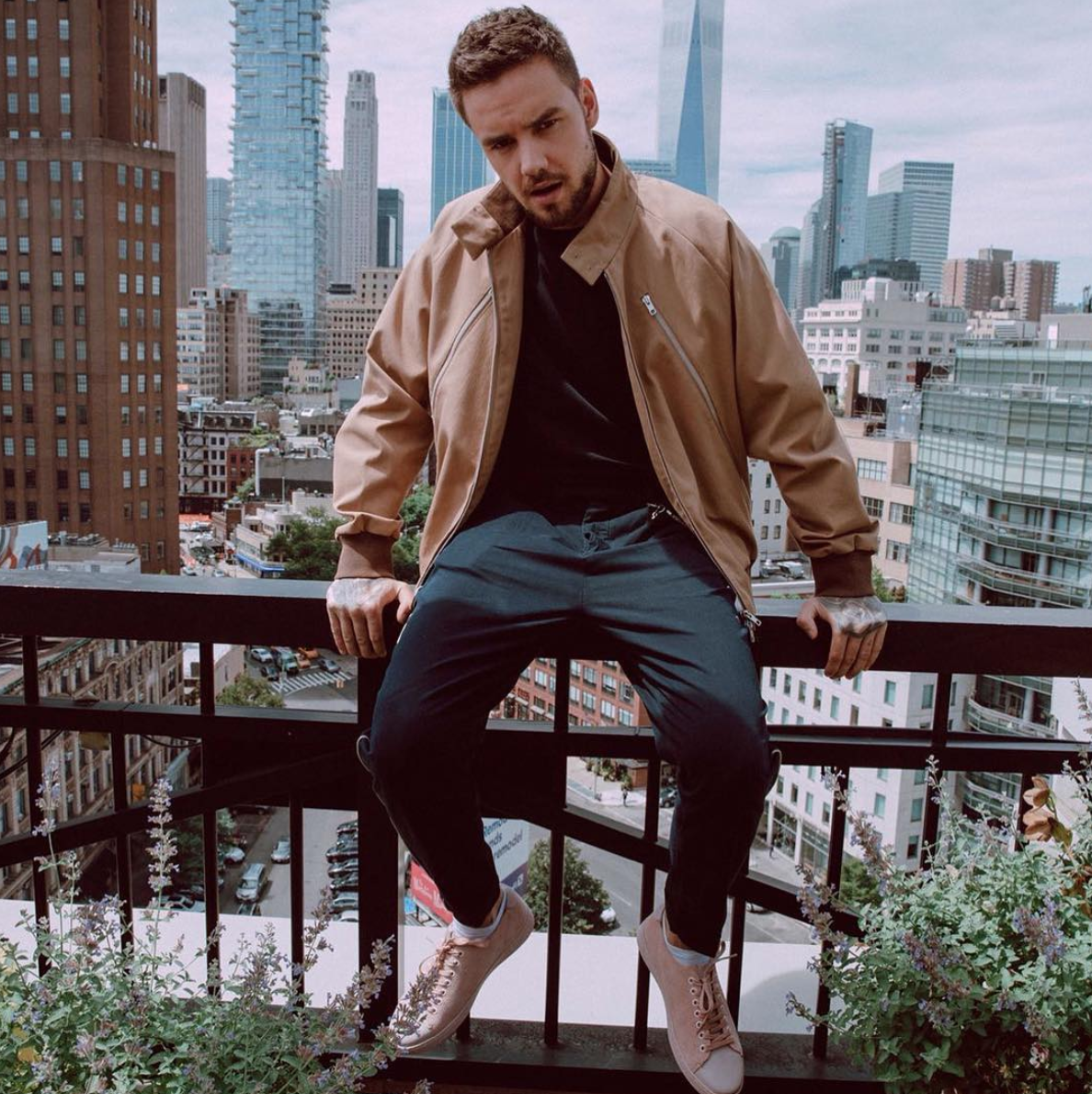 Liam payne claims he 39 s not dating model cairo dwek after for Cairo mobel