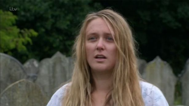Emmerdale's Rebecca makes shock return - but fans have some burning questions…