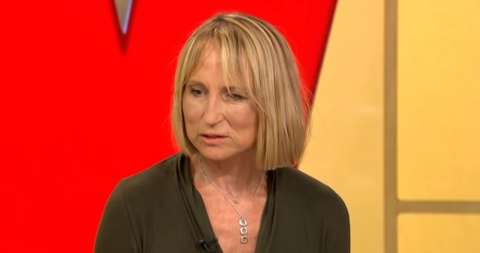 """Carol McGiffin predicts she will """"probably still die from cancer"""""""