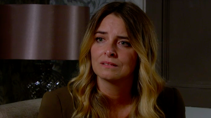 Emmerdale SPOILER: Charity Dingle breaks down as she confronts Zak for leaving her to be abused at 13