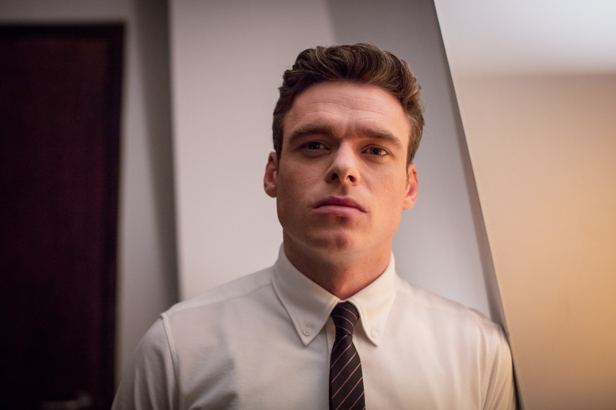 Bodyguard star Richard Madden reveals plans to 'escape' limelight