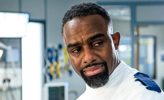 Casualty fans confused by EastEnders star's guest role