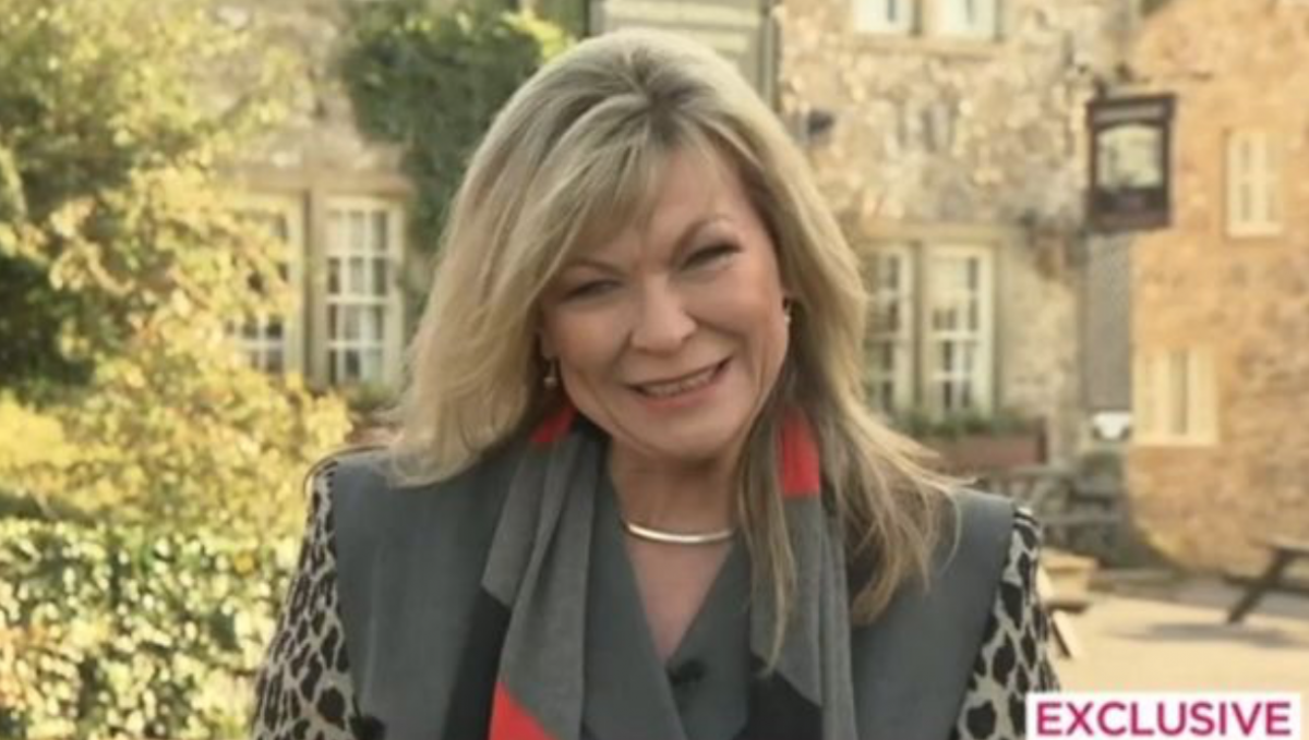 Emmerdale's Claire King teases surprise replacement for Joe Tate