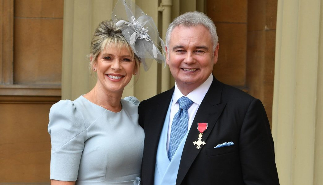 Eamonn Holmes and Ruth Langsford show breached TV rules
