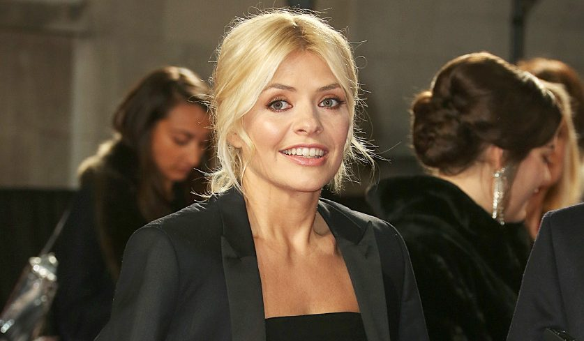 Holly Willoughby reveals going away present from pal ahead of I'm A Celeb