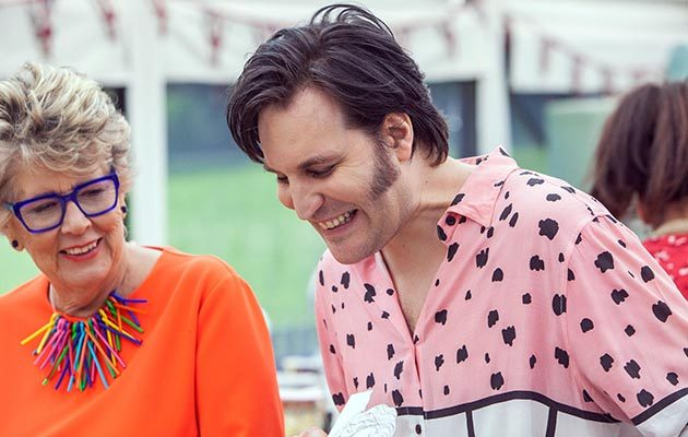 Great British Bake Off host Noel Fielding unveils dramatic new look
