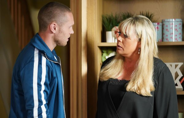EastEnders SPOILER: Sharon and Keanu are rumbled
