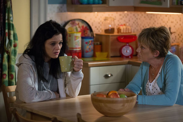 EastEnders SPOILER: Jean finds out the truth about Hayley and Alfie