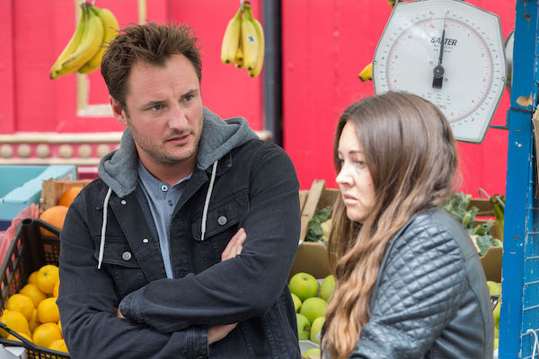 EastEnders' Martin and Stacey to split over Ruby rape ordeal?