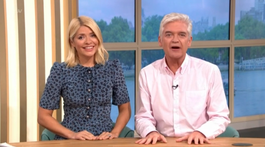 Holly Willoughby will return to This Morning in 2019