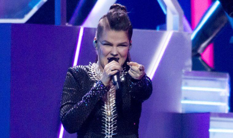 X Factor's Saara Aalto confirmed for Dancing On Ice