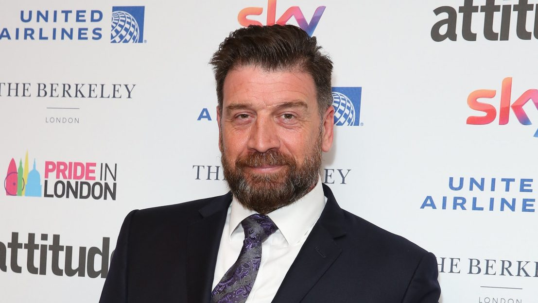DIY SOS star Nick Knowles 'signs up' for I'm A Celebrity