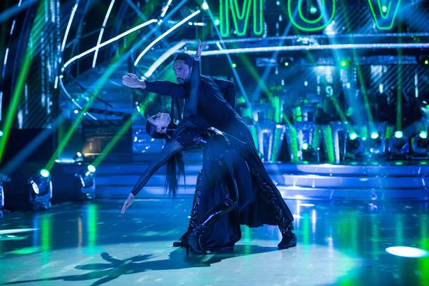 Strictly: I am no victim, says Seann Walsh's girlfriend