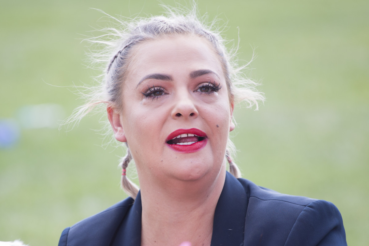 """Lisa Armstrong admits she's """"gutted"""" after Britain's Got Talent 'axe'"""