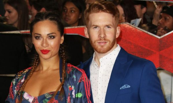 Strictly's Neil Jones finally hits back at Seann Walsh after 'gay' jibe
