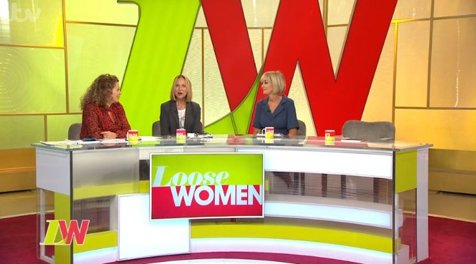Loose Women panellist drops out of show at last minute