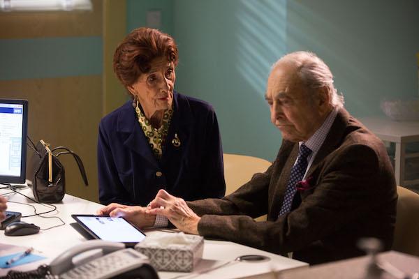 EastEnders SPOILER: Dr Legg tells Dot Cotton shocking news